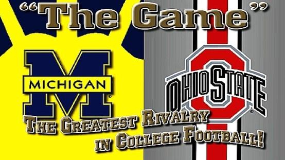 Michigan v. Ohio State – Shermans Lounge